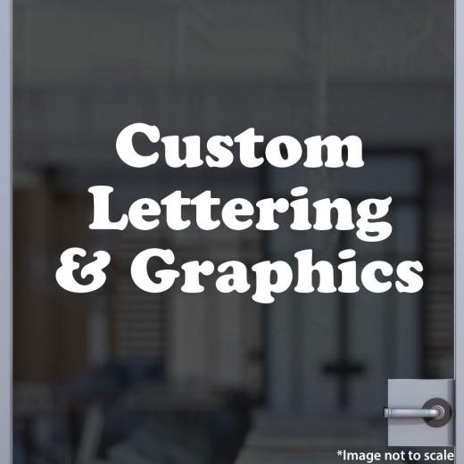 Vinyl Lettering Custom DoItYourself Vinyl Lettering - Custom vinyl lettering