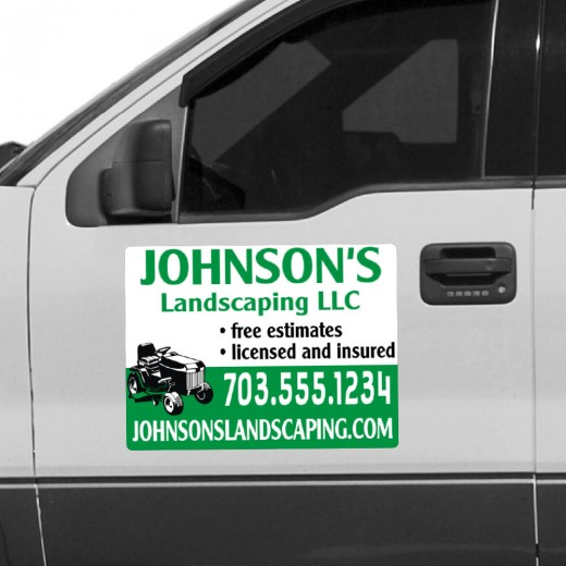 Custom Car Magnet Design It Yourself - Custom car magnets atlanta