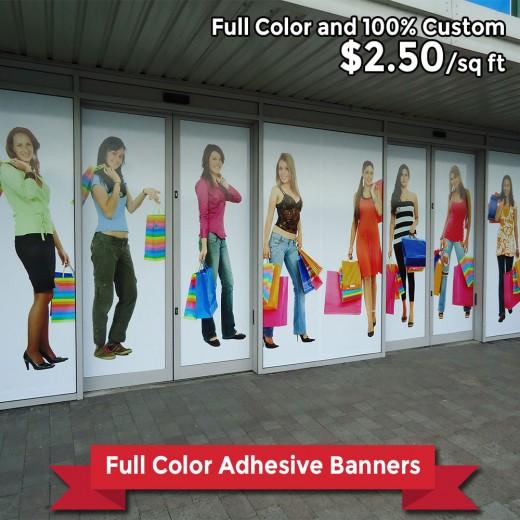 Adhesive Banner-test