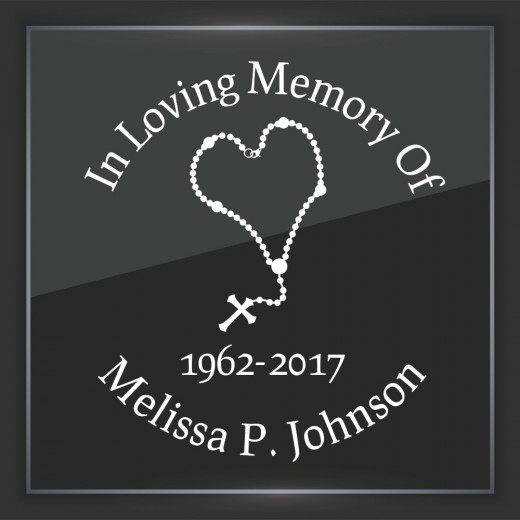 Religious 1 - In Memory of Decal