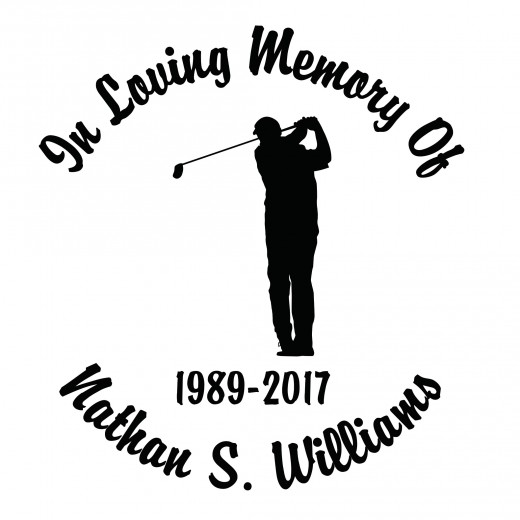 Sports 1 - In Memory of Decal
