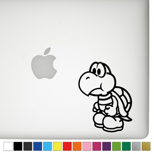 Koopa Troopa Ver.1 Decal