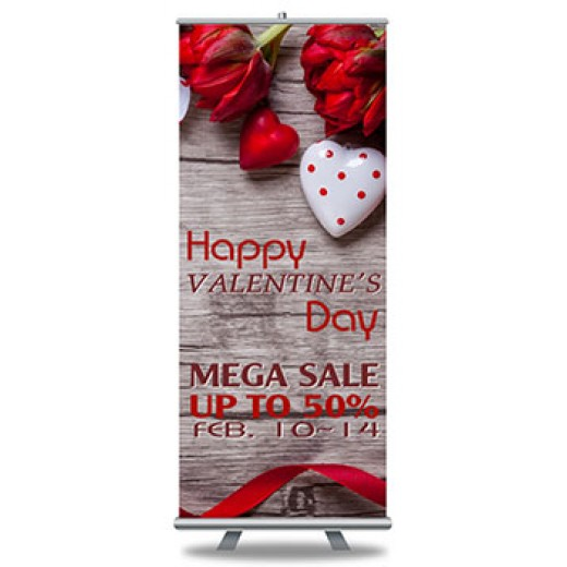 Popup Banners and Stands
