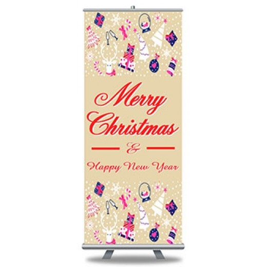 Roll Up Banner Print and Stands