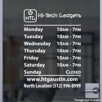 Hi-Tech Gadgets - North