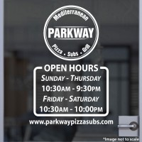 Parkway Pizza Subs